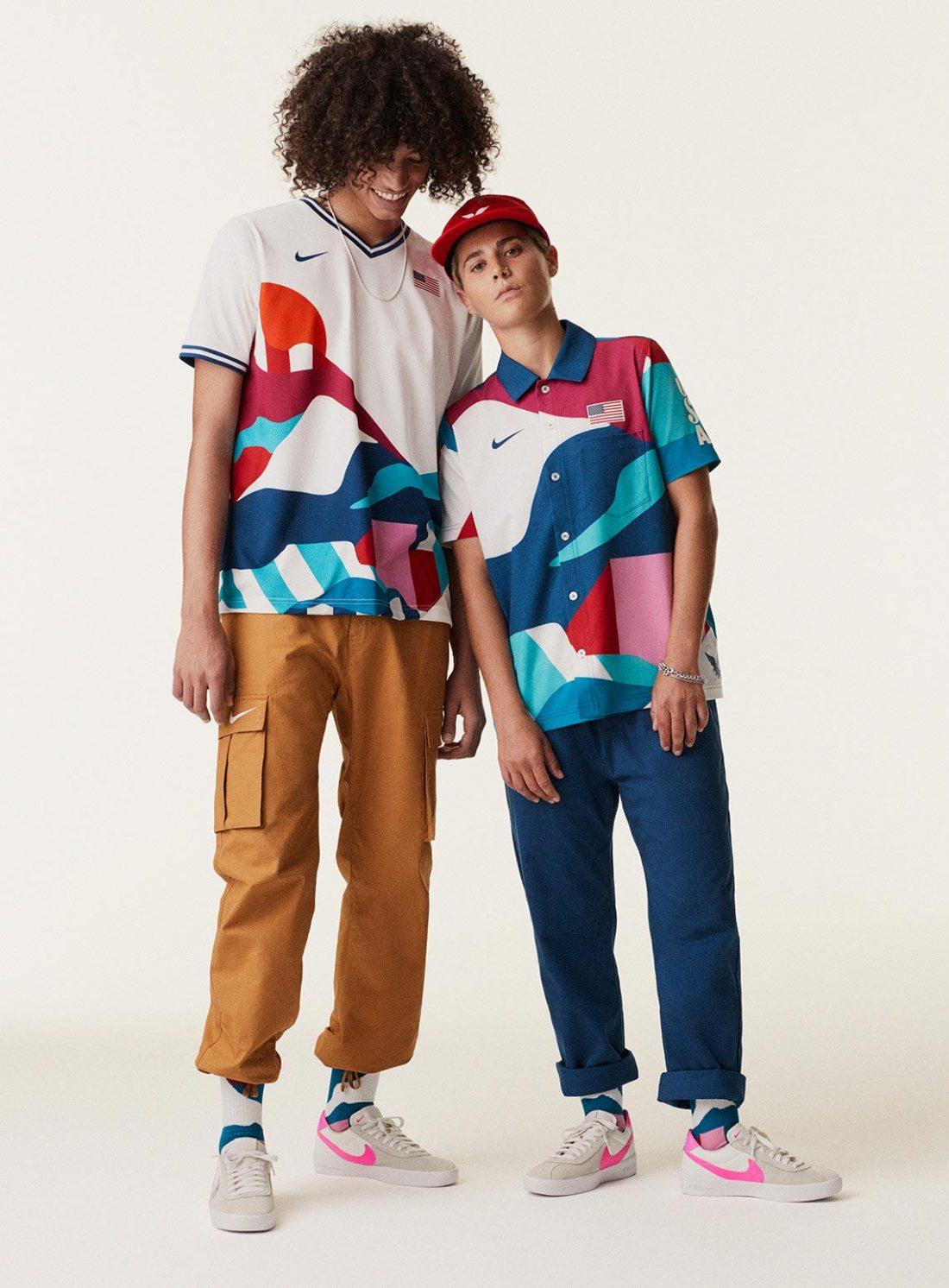 Parra x Nike SB Tokyo Olympics Collection Le Site de la