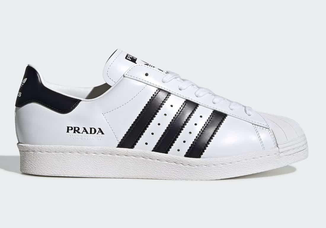 Prada et adidas présentent le premier volet de leur