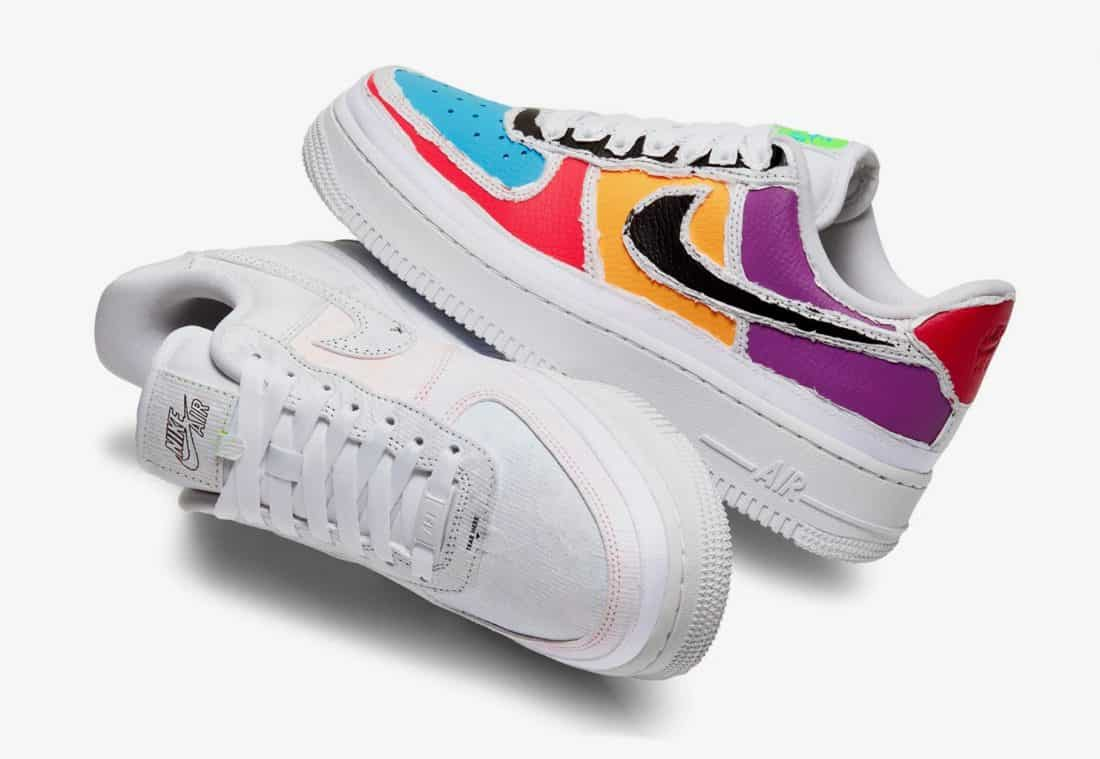 chaussure femme nike air force 1 low
