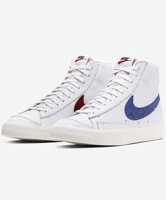 Preview: Nike Blazer Mid '77 Vintage Platinum Tint Le Site