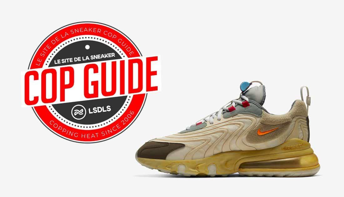 Archives des Nike Air Max 270 React Le Site de la Sneaker