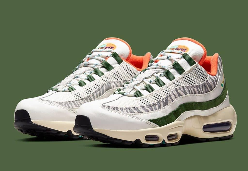 Nike Air Max 95 ERA Safari Le Site de la Sneaker