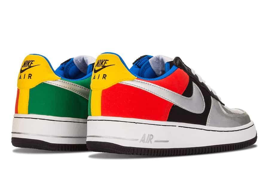 Retour de la Nike Air Force 1 Low Olympic - Zemeds