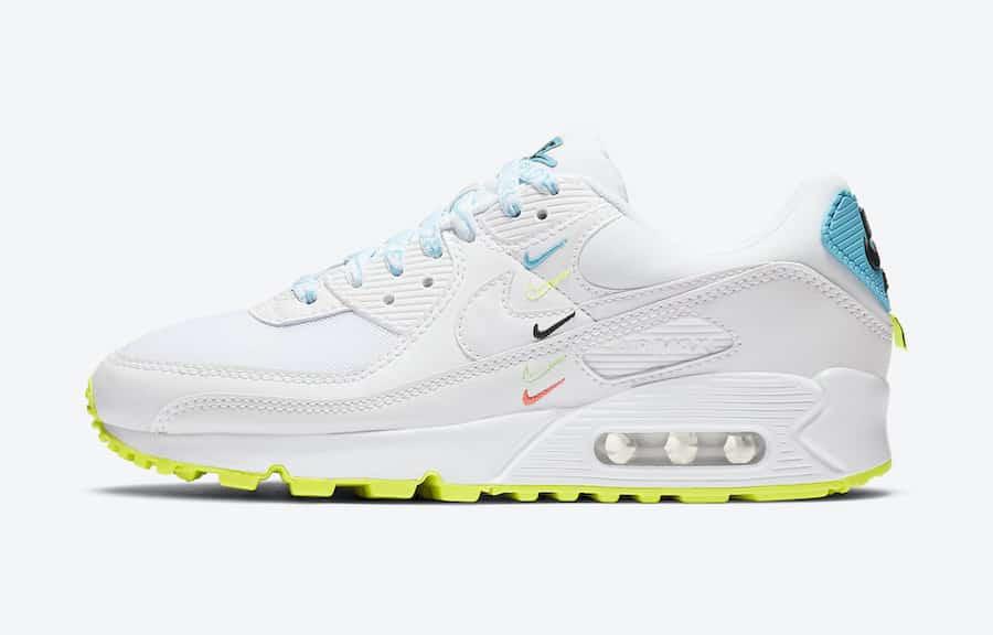 Preview: Nike Air Max 90 SE Worldwide - Le Site de la Sneaker
