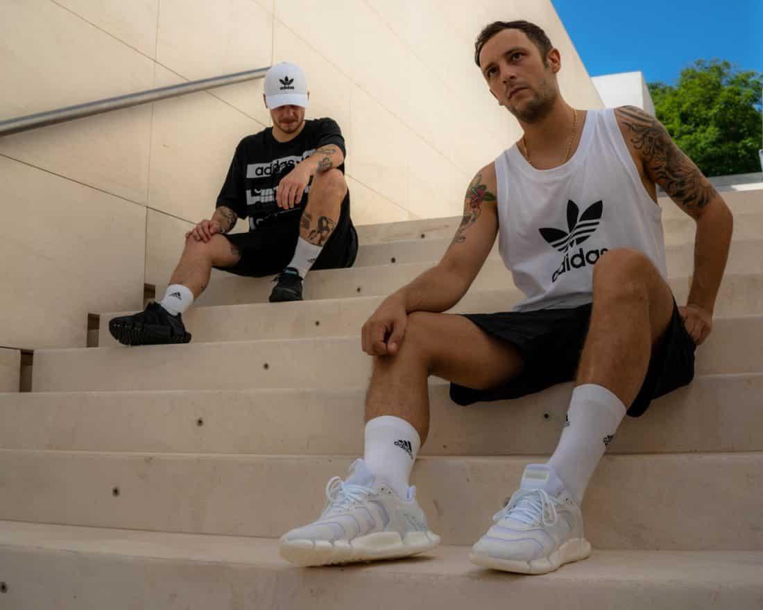 Seguro Grado Celsius Descubrir  adidas Climacool Vento en exclu pour Foot Locker - Le Site de la Sneaker