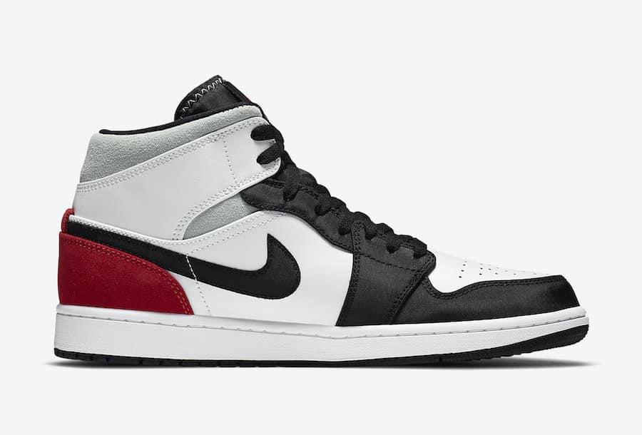 Une Air Jordan 1 Mid SE façon