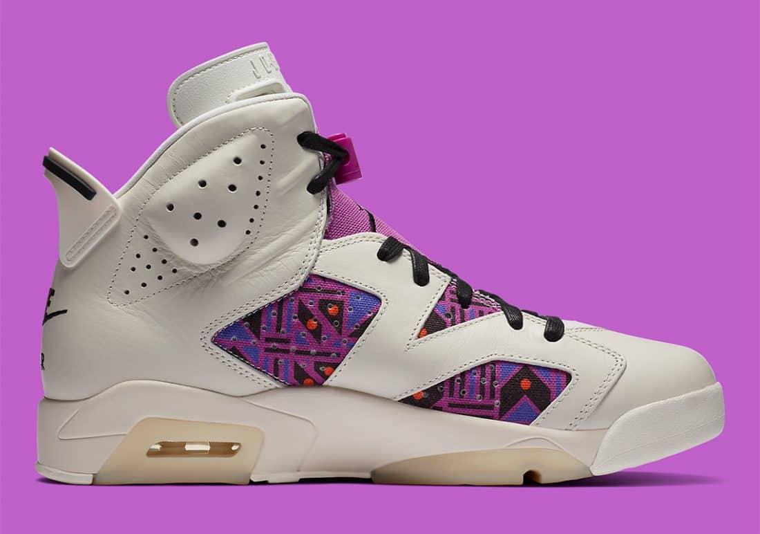 Preview: Air Jordan 6 Quai 54 Alternate Le Site de la Sneaker