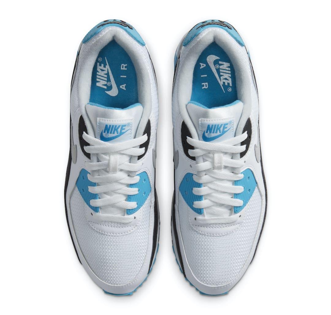 Nike Air Max 90 OG Laser Blue - Le Site de la Sneaker