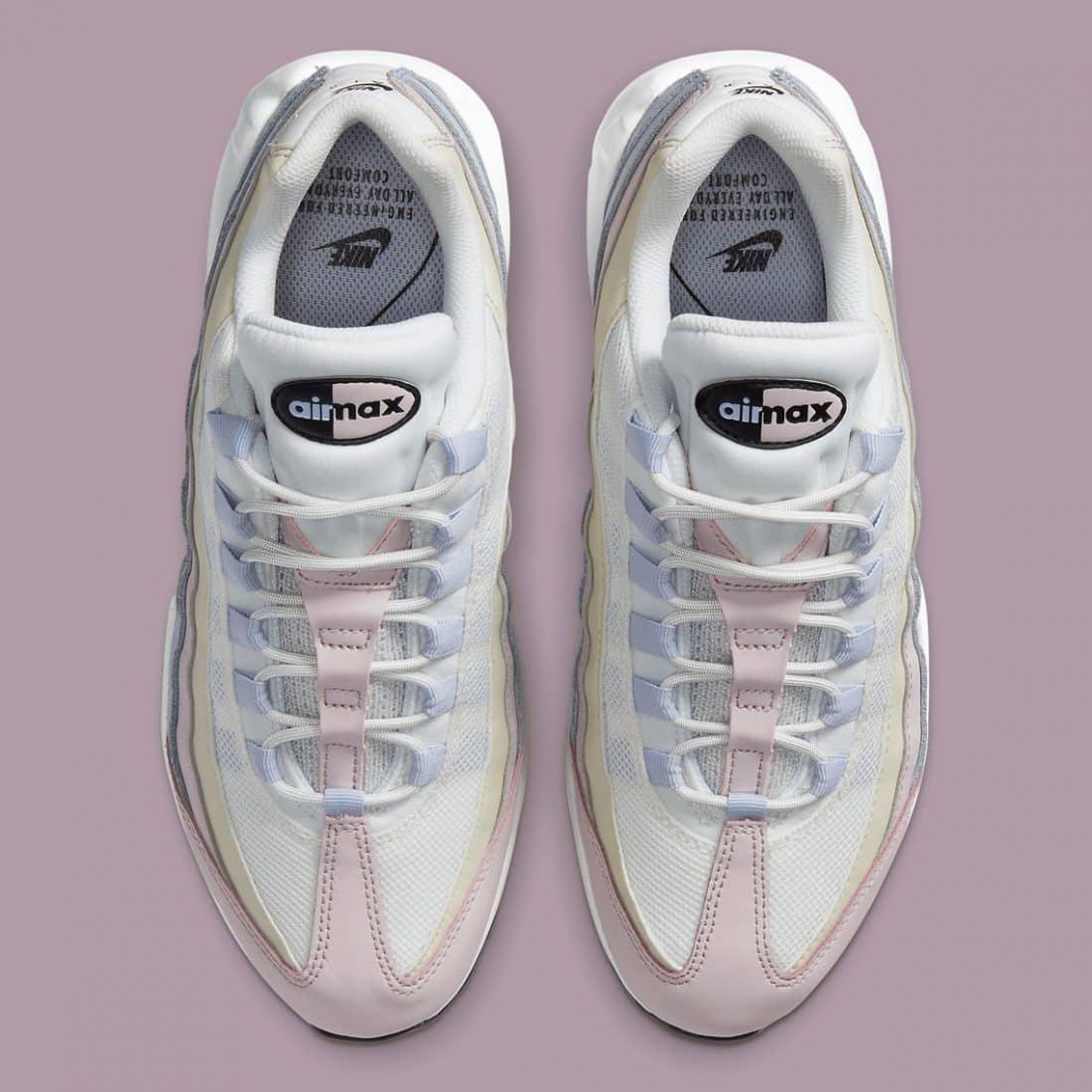Preview: Nike Air Max 95 WMNS Barely Rose - Le Site de la Sneaker