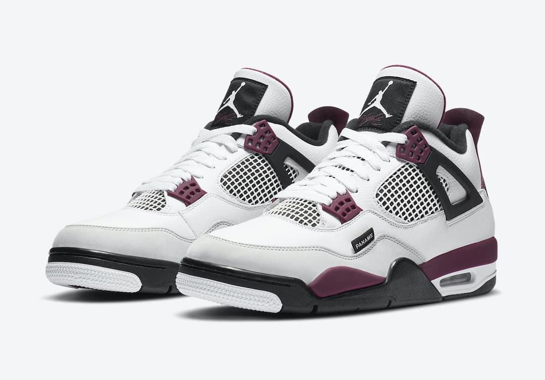 PSG x Air Jordan 4 - Gov