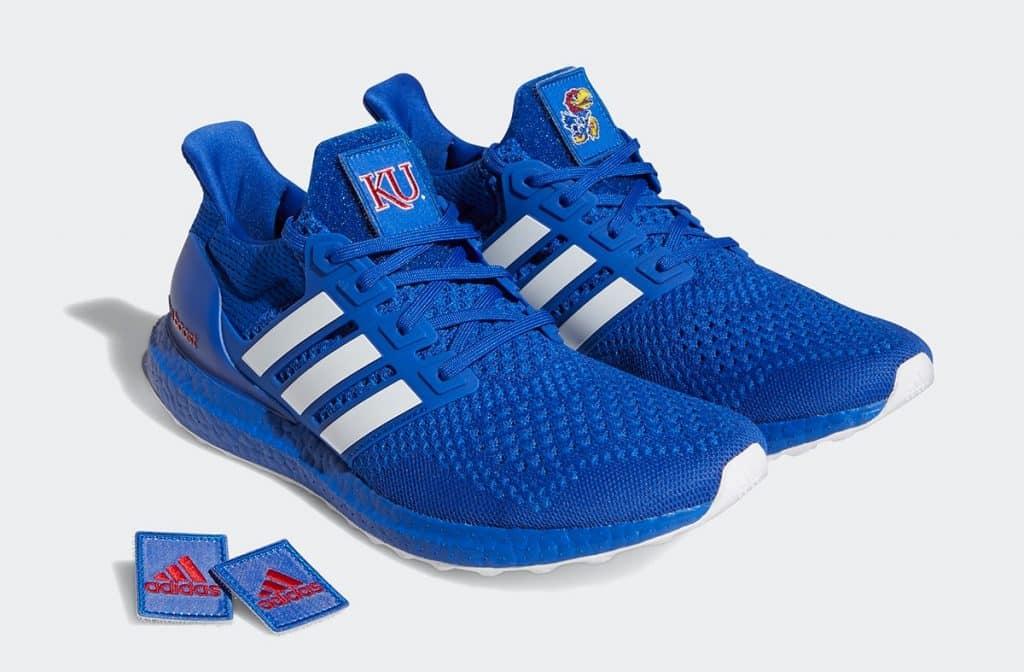 adidas ultra boost femme bleu