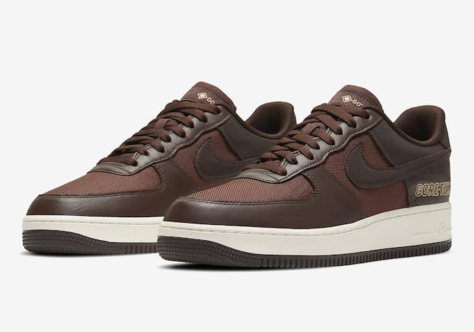Nike Air Force 1 Low Gore-Tex Baroque Brown - Gov