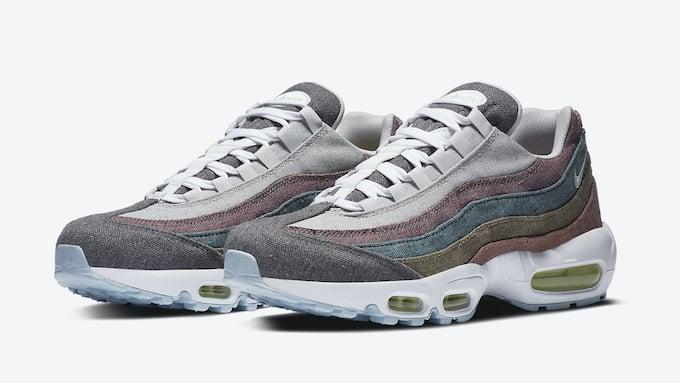 Nike Air Max 95 NRG Vast Grey - Le Site de la Sneaker