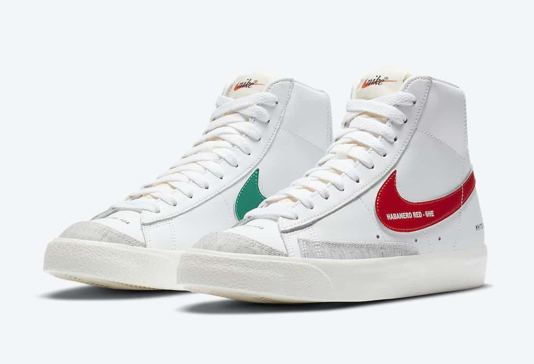 """Un Nike Blazer Mid '77 """"Color Code"""" Pack à venir - Providenceresearch"""