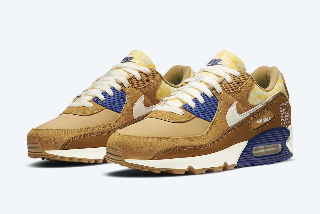 Une Nike Air Max 90 SE Chutney à venir - Le Site de la Sneaker