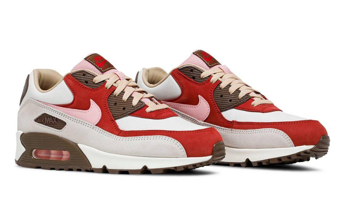 DQM x Nike Air Max 90 Bacon