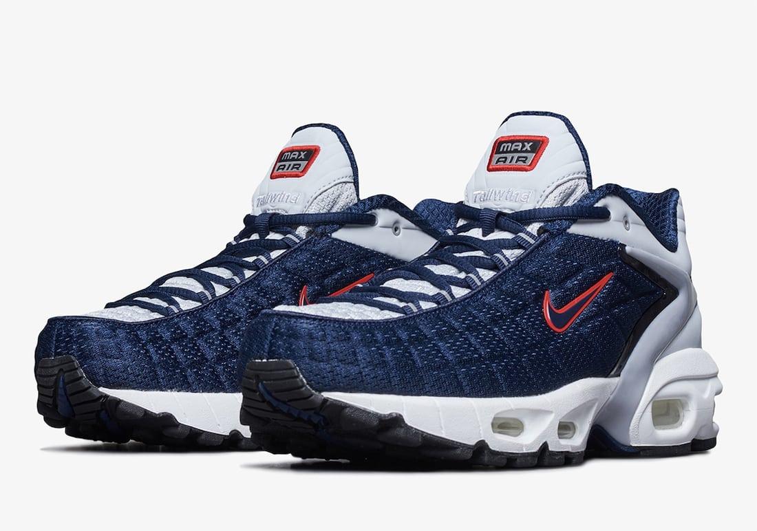 La Nike Air Max Tailwind 5 OG USA de retour - Le Site de la Sneaker