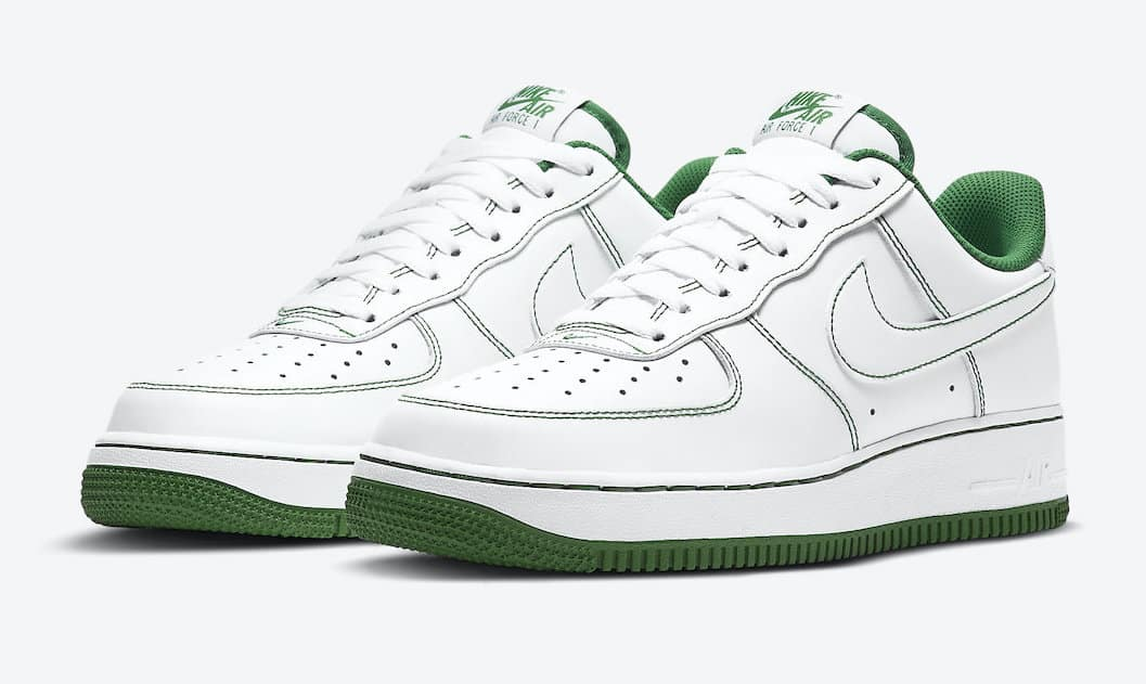 Preview: Nike Air Force 1 Low Pine Green - Gov
