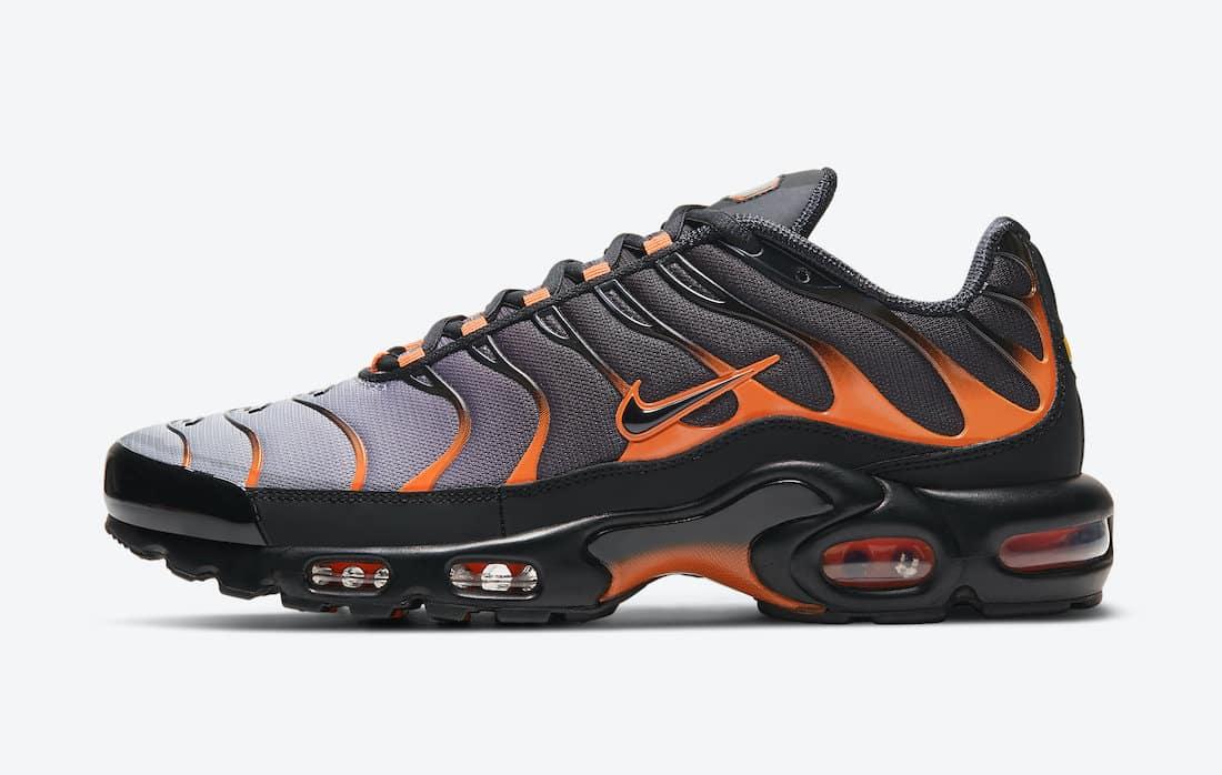 Une Nike Air Max Plus Pour Halloween Le Site De La Sneaker