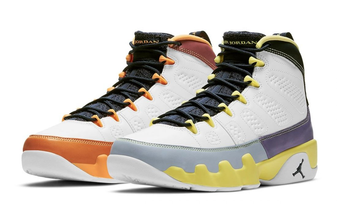"Air Jordan 9 ""Change The World"""