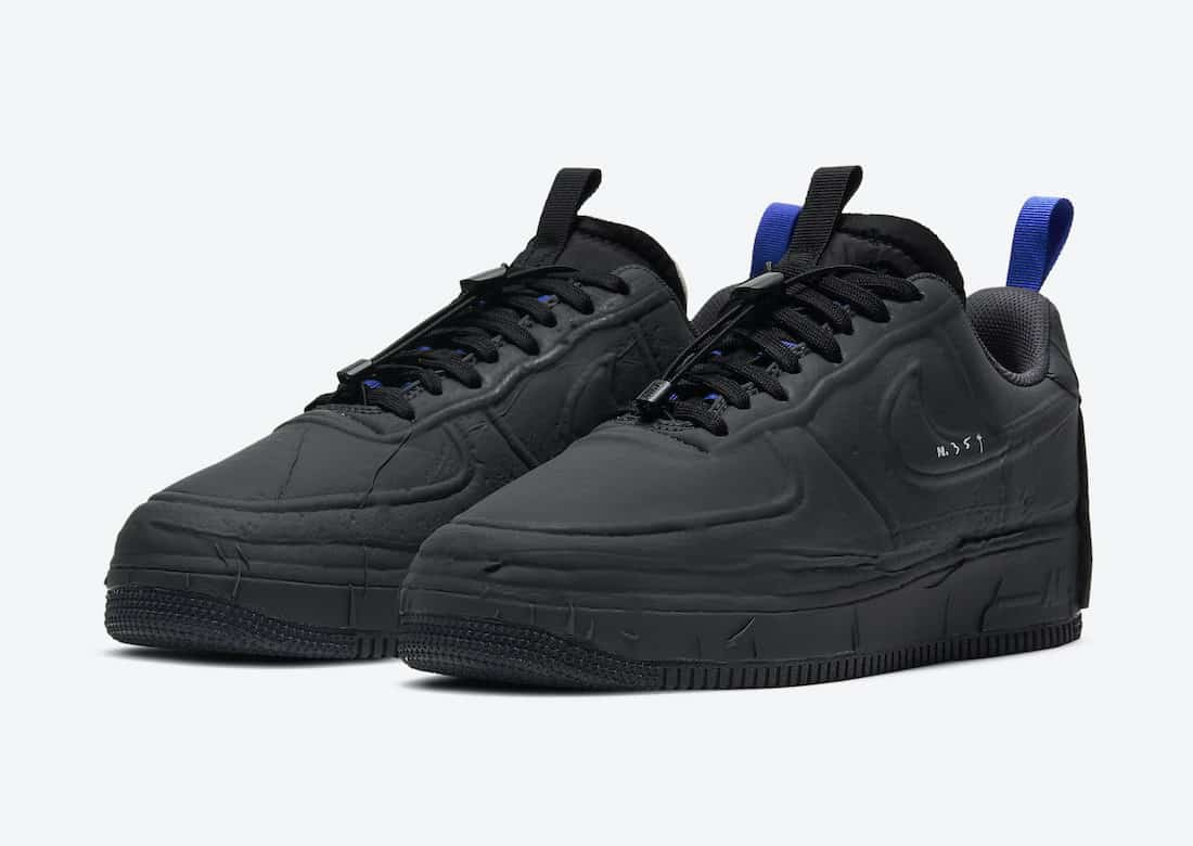"""Nike Air Force 1 Low Experimental """"Anthracite"""""""
