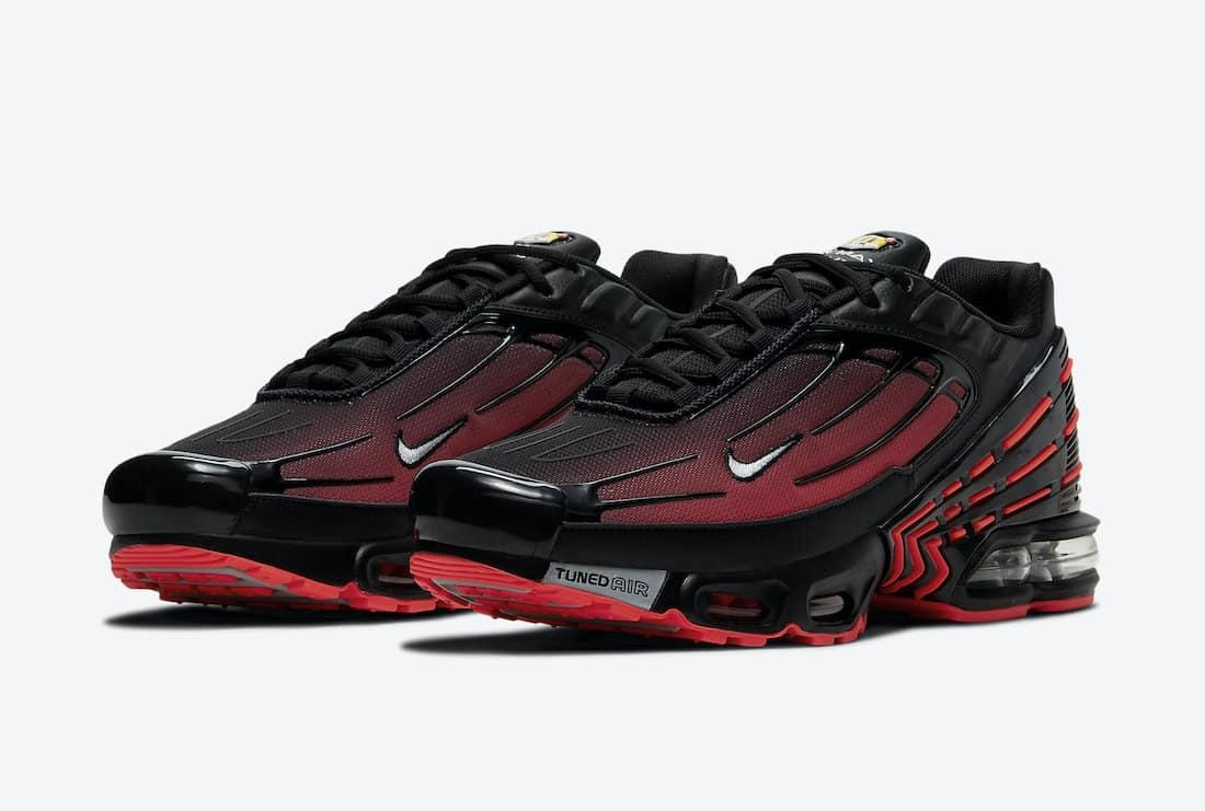 Nike Air Max Plus 3 Radiant Red - Gov