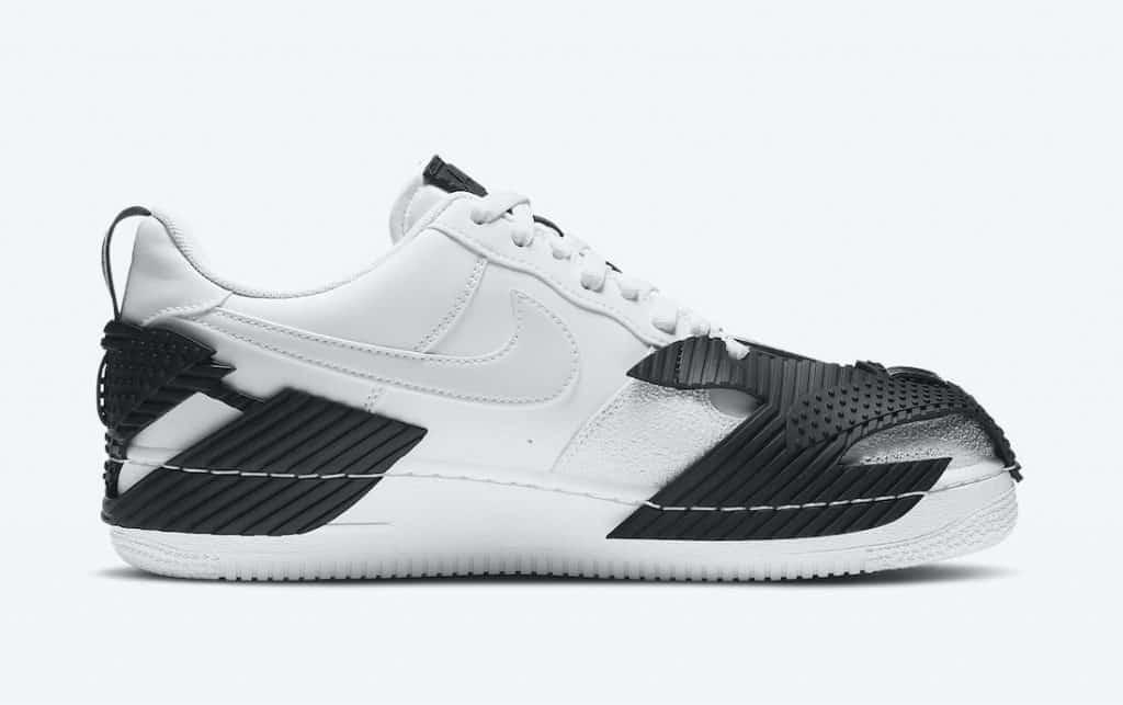 Nike NDSTRKT Air Force 1 White Black