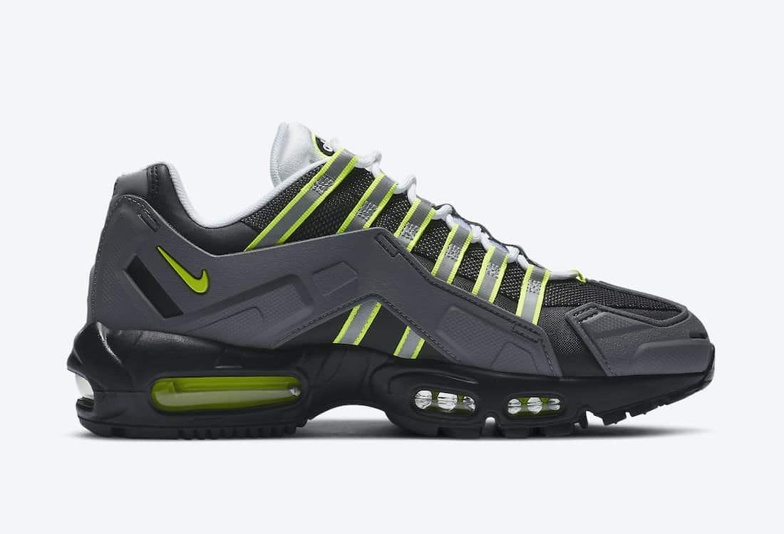 Nike NDSTRKT AM95 Neon