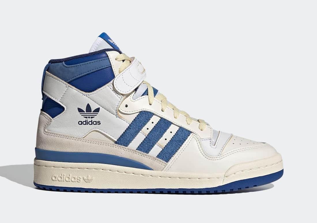 "adidas Forum 84 Hi OG ""Bright Blue"""