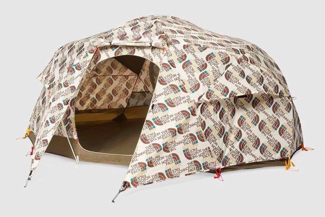 Gucci North Face Tent