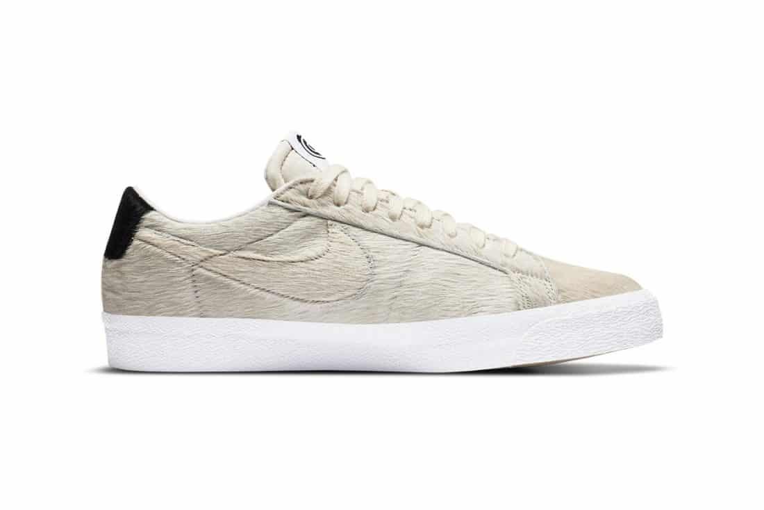 Medicom Toy x Nike SB Blazer Low Bearbrick