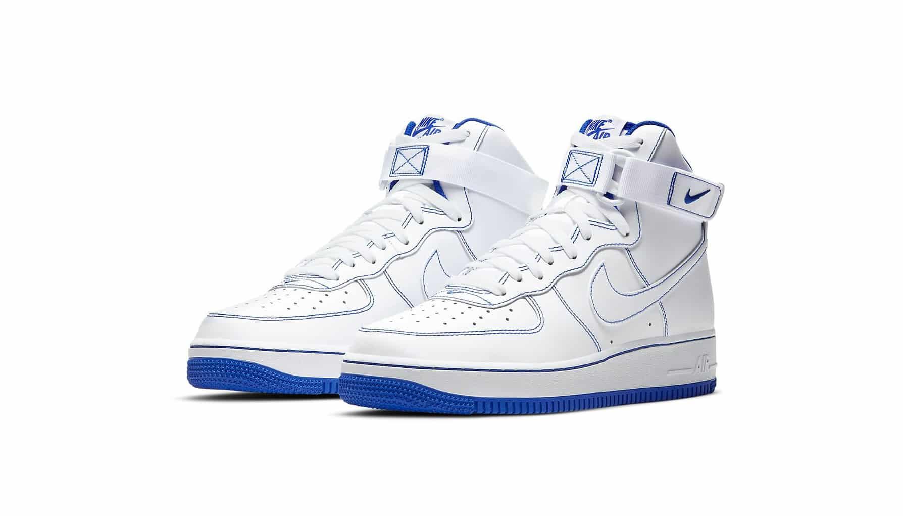 cool nike shoe prints