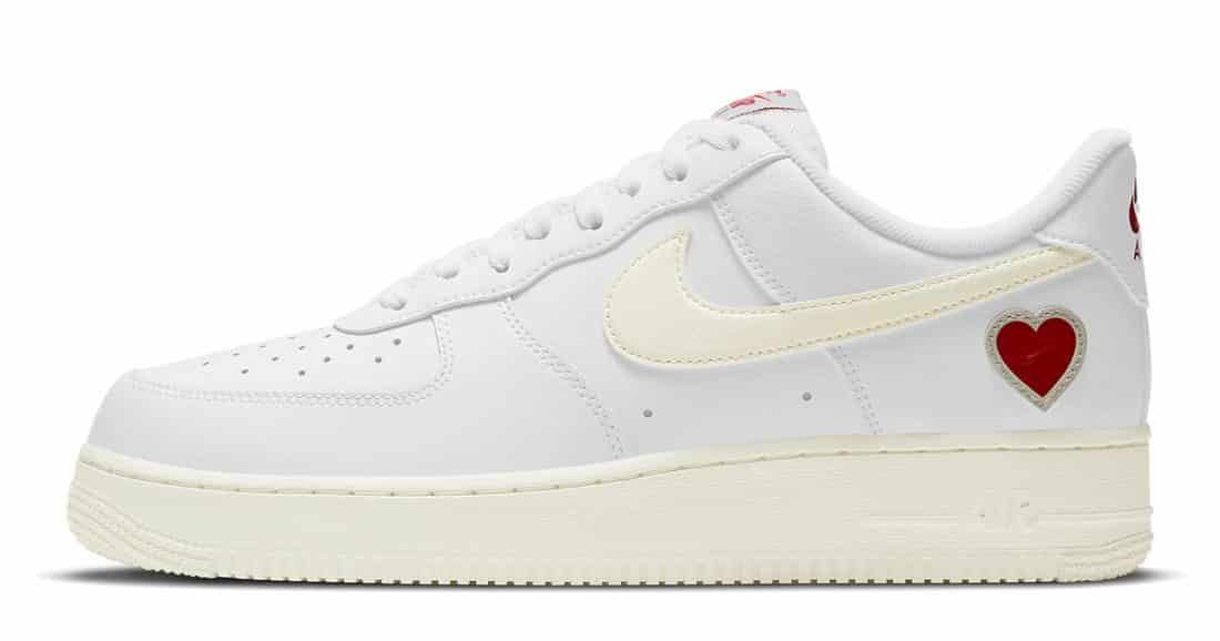 Une Nike Air Force 1