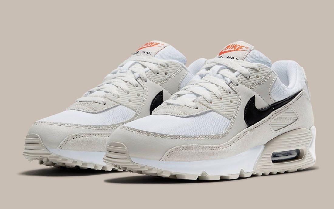 Une Nike Air Max 90