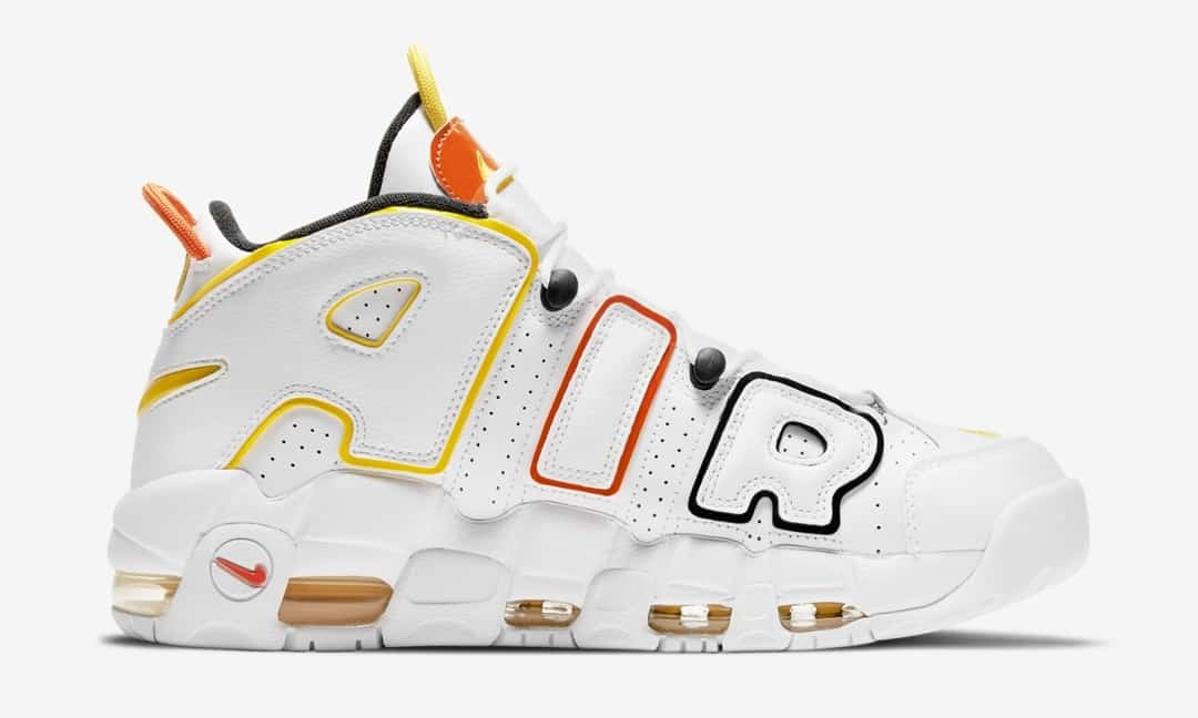 """Nike Air More Uptempo """"Raygun"""""""