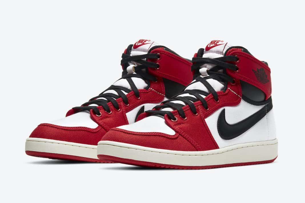 Air Jordan 1 AJKO « Chicago »