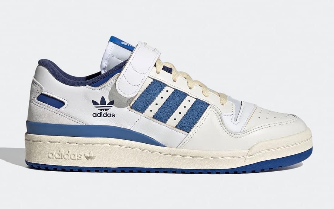 """adidas Forum 84 Low OG """"Bright Blue"""""""