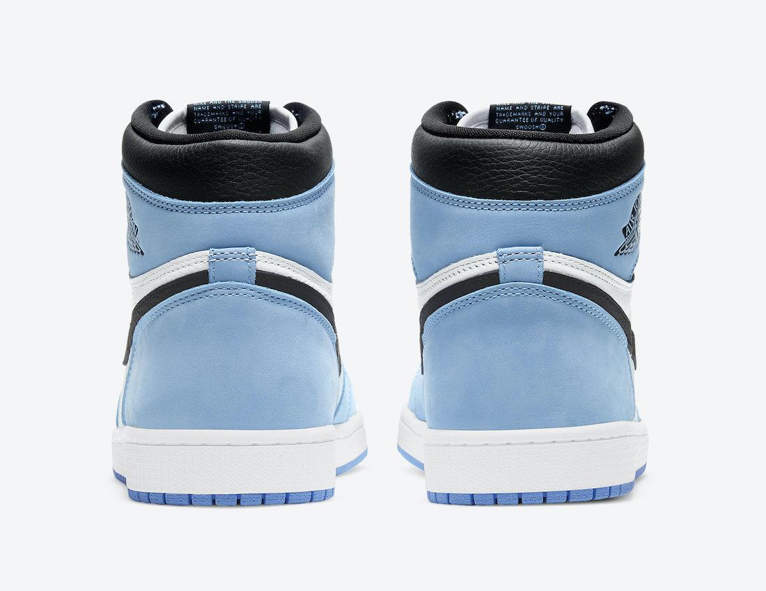 Air Jordan 1 Retro High OG University Blue - Le Site de la Sneaker