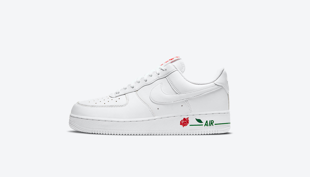 """Nike Air Force 1 Low """"Rose"""" White - Le Site de la Sneaker"""
