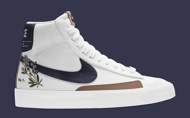 Une Nike Blazer Mid 77