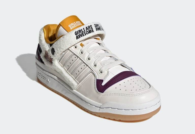 """adidas Forum Low """"Girls Are Awesome"""""""