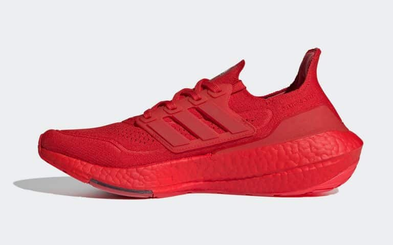 """Ultra BOOST 21 """"Vivid Red"""""""