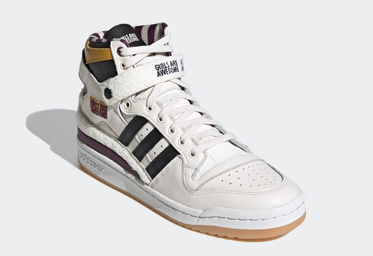 Girls Are Awesome x adidas Forum Hi