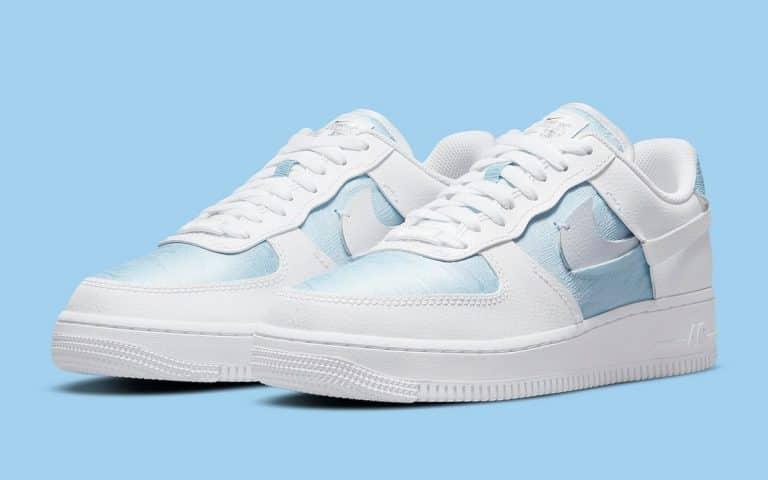 "Preview: Nike Air Force 1 Low LXX ""Glacier Blue"" - Gov"