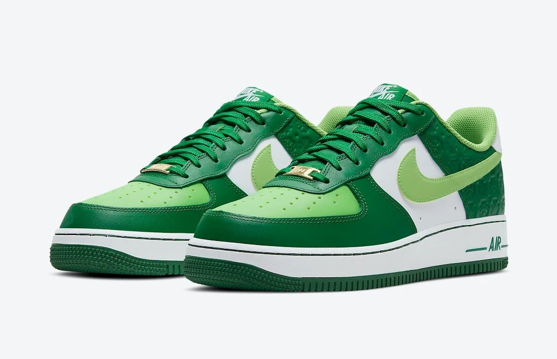 """Nike Air Force 1 Low """"St. Patrick's Day"""""""