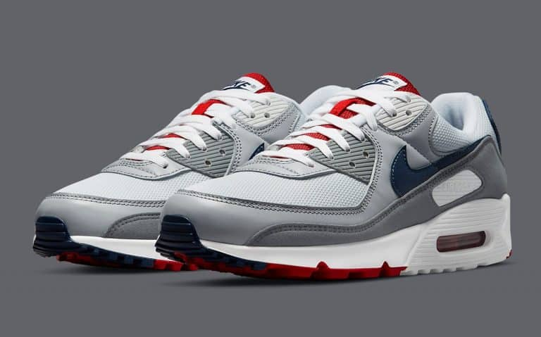 "Une Nike Air Max 90 ""Grey USA"" en approche - Zemeds"