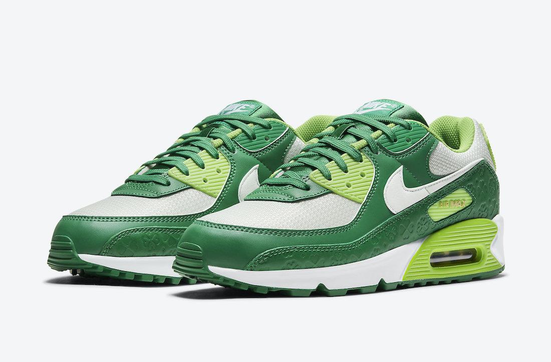"Nike Air Max 90 ""St. Patrick's Day"""
