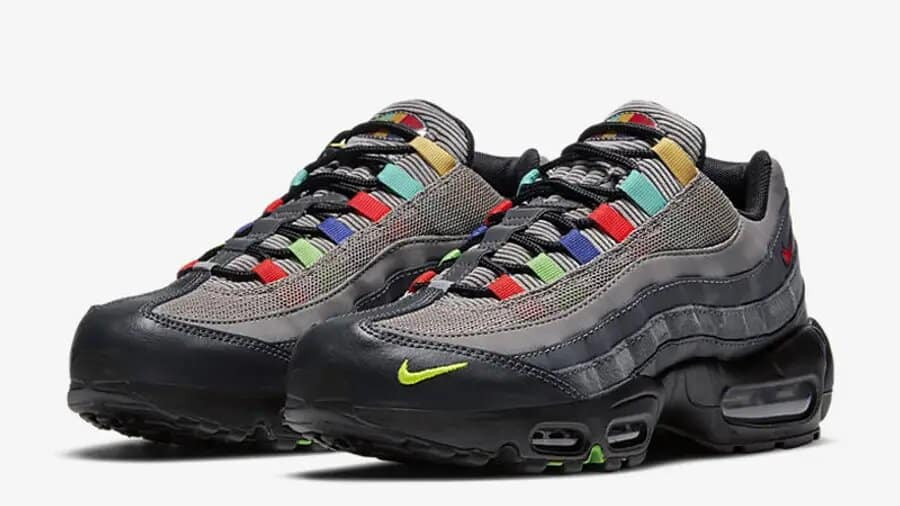 """Nike Air Max 95 """"Evolution of Icons"""""""