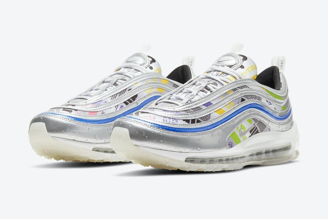 "Nike Air Max 97 ""Swoosh Mart/Energy Jelly"""