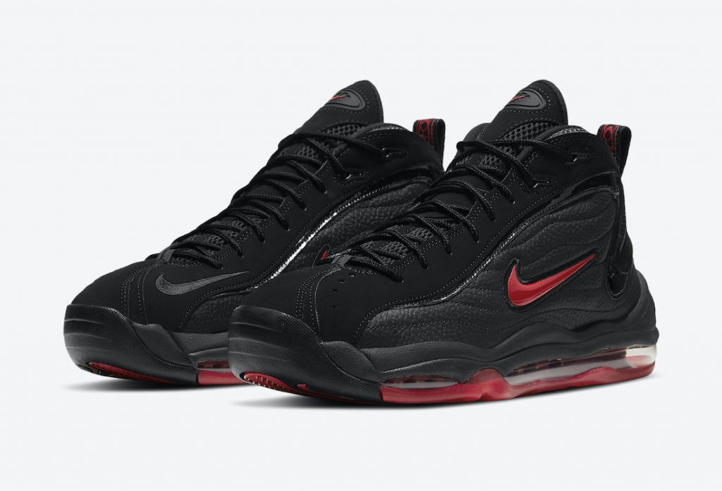 "Nike Air Total Max Uptempo ""Bred"""